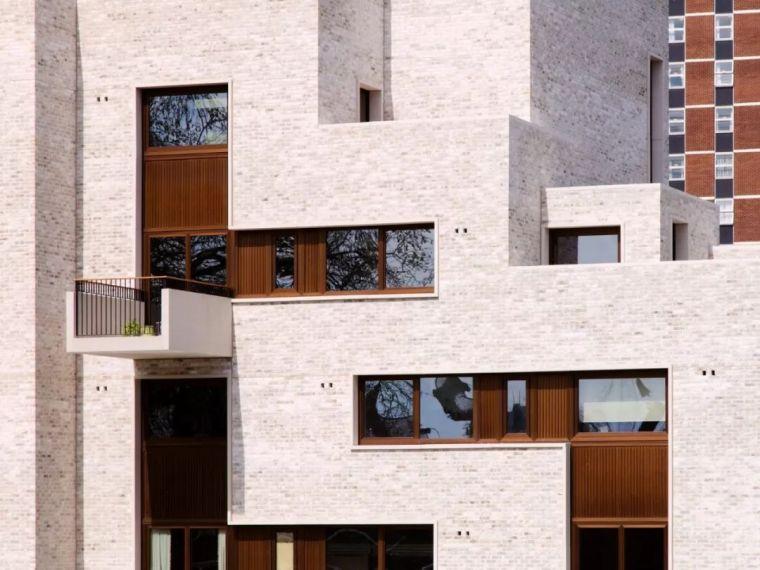 建筑师独立开发的公寓楼,真是好房子!_4