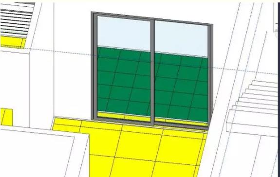 BIM在建设工程中排砖的应用_12