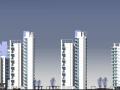 深圳电子院多层电子工厂建筑设计施工图(含方案及施工图)