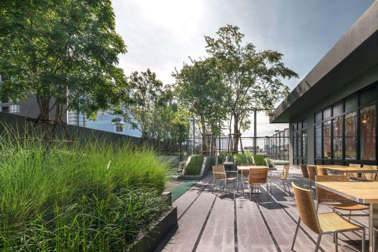 泰国中心高档公寓景观