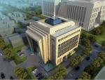 高层现代风格信息技术大楼(中国建筑西南建筑设计研究)