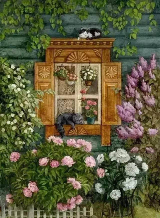 做自己庭院的设计师,造园或许没有想象的那么难!_38
