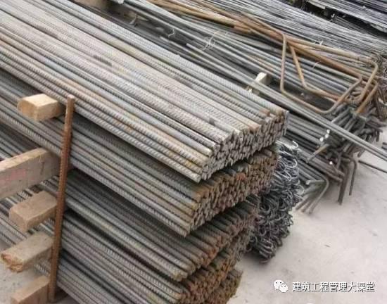施工现场钢筋制作标准化管理