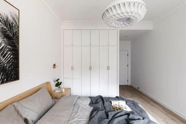 卧室不要装传统大衣柜了,如今流行这样装!