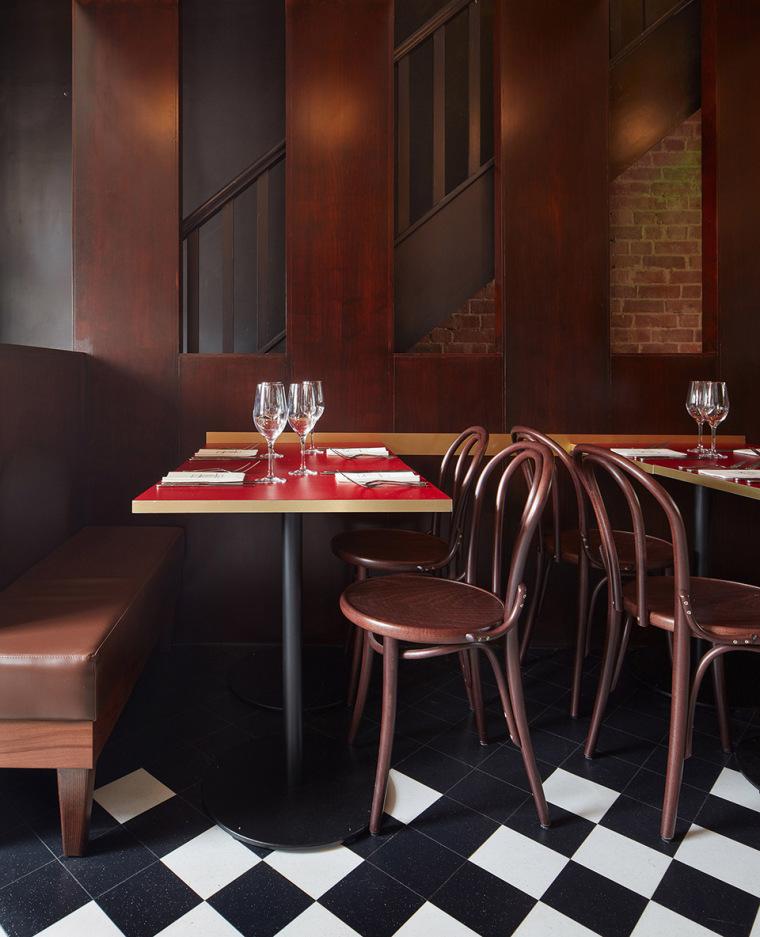 英国CocoRetro餐厅-16