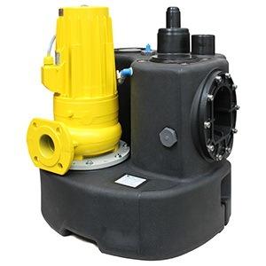 选择污水提升泵的要点