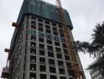 山东路再添标志性建筑 市创业就业实训基地明年建成