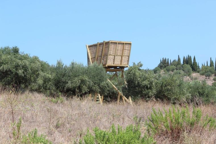 希腊Tragata新型瞭望台-8