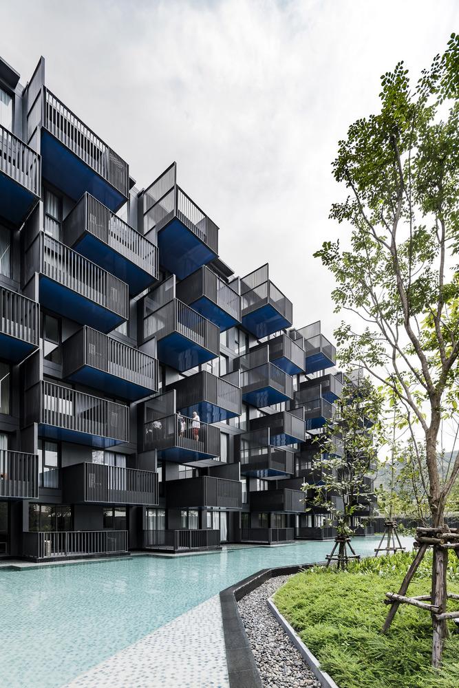 泰国七层公寓-6
