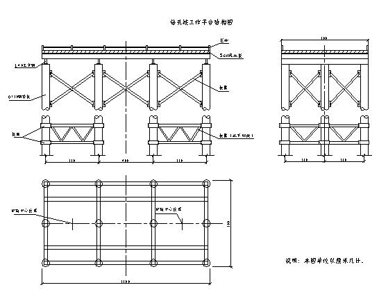 [QC成果]大桥水中桥梁桩基施工技术