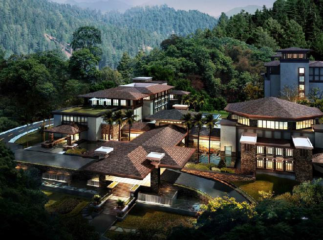 佛山新区酒店规划设计方案