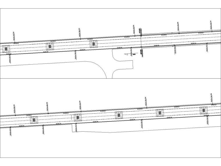 [广东]城市轨道交通线路给排水消防施工图设计(共18站)