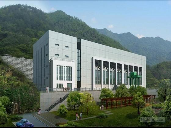 水电站改造工程厂房混凝土施工组织设计