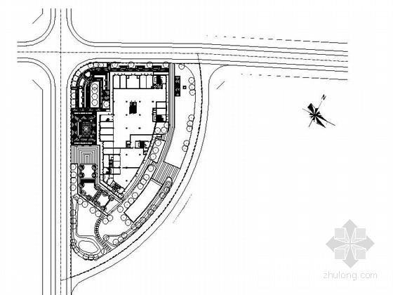 [温州]安居住宅规划设计全套施工图