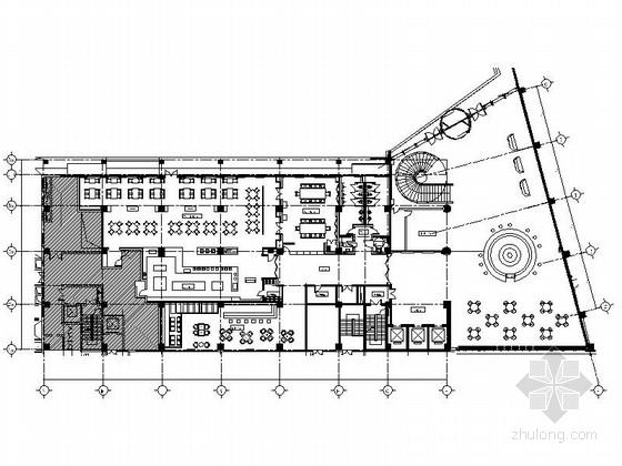 [北京]国际中心高档酒店室内装修图(含效果)