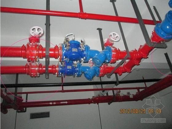 建筑安装工程消防工程基础知识及质量控制要点培训讲义(125页)