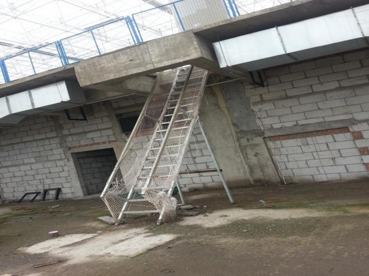 敦煌国际酒店钢结构金属屋面安全专项方案