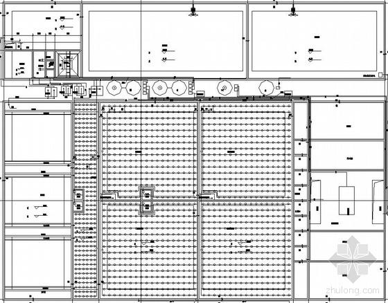 四川某显示器厂污水处理工程应标图纸