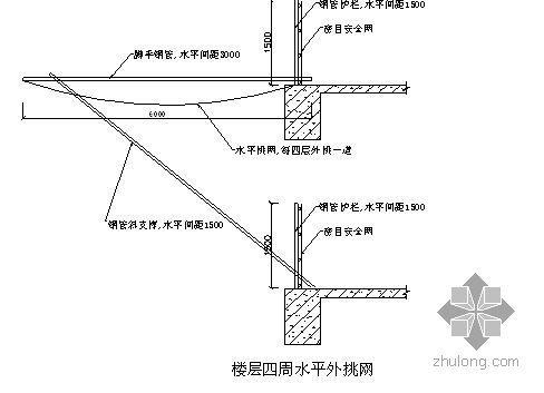 辽宁某实验楼施工组织设计(框架结构)