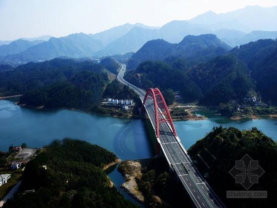 大跨度中承式钢管混凝土提篮拱桥施工质量创优做法
