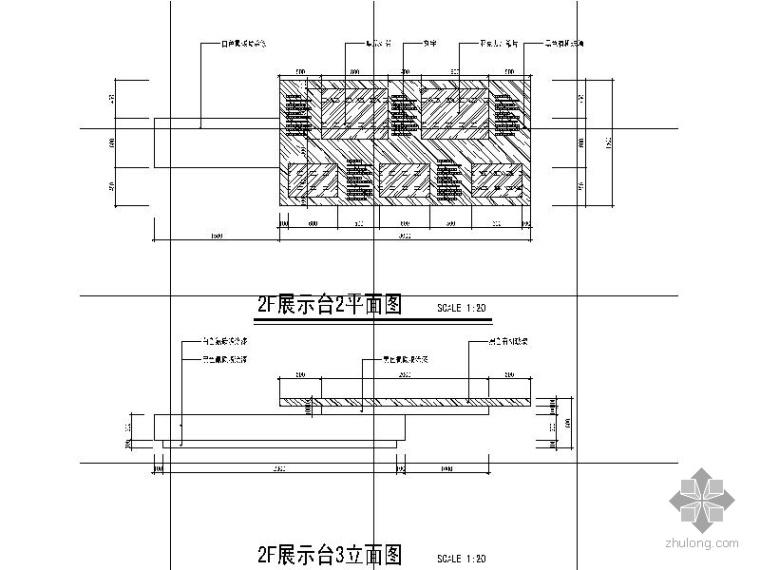 [辽宁]城市规划展示馆装饰设计图_3