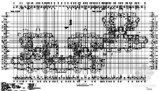 某十二层住宅楼(香榭里)建筑方案图-3