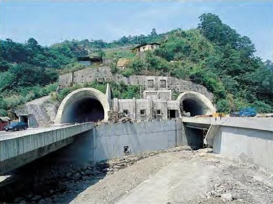 一般隧道施工技术图文解说48页(钻爆法 衬砌)