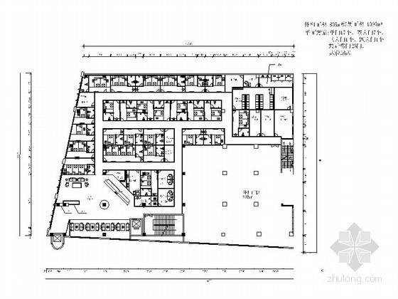 [成都]某足浴公司洗浴中心施工图