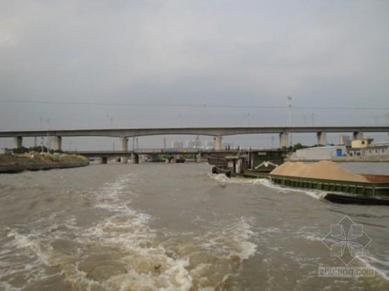 [江苏]III级航道整治工程市区段初步设计(甲级设计院编制)