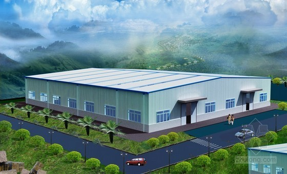 40个钢结构厂房建设工程投标报价书(含合同17套)