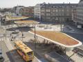 哥本哈根Nørreport 车站,打造城市便捷轻生活