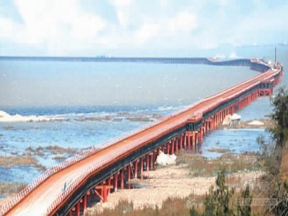 [浙江]名企编制跨海大桥工程施工组织设计806页含方案总结(无底套箱群桩基础)