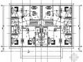 公司两层别墅住宅楼电气图纸