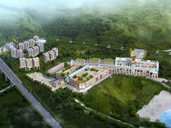 [巫山县]某农产品综合交易市场修建性详细规划设计