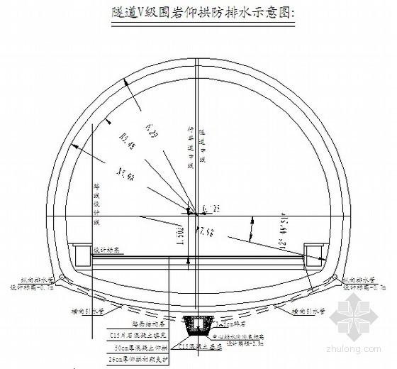 [甘肃]隧道仰拱衬砌施工方案
