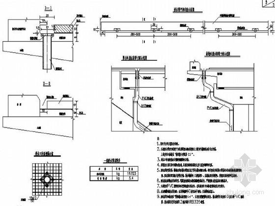 [湖北]桥梁工程公用构造通用图24张(国内知名大院)
