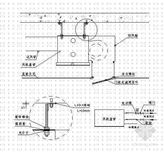 暖通空调CAD图形大样31套
