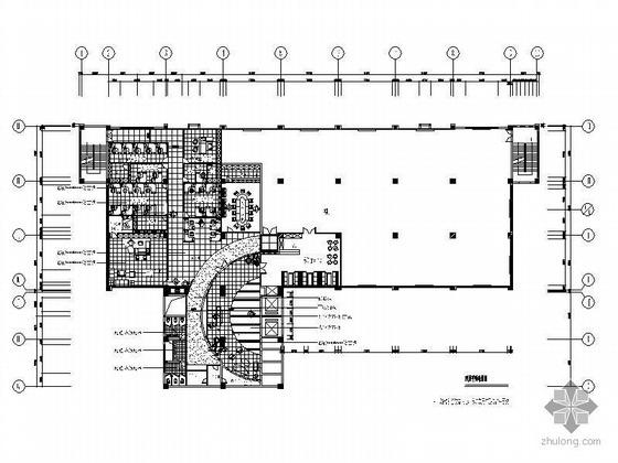 [厦门]某办公空间设计图