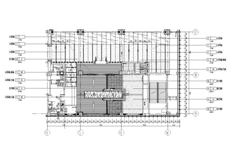 [江苏]某日本餐厅室内装修施工图