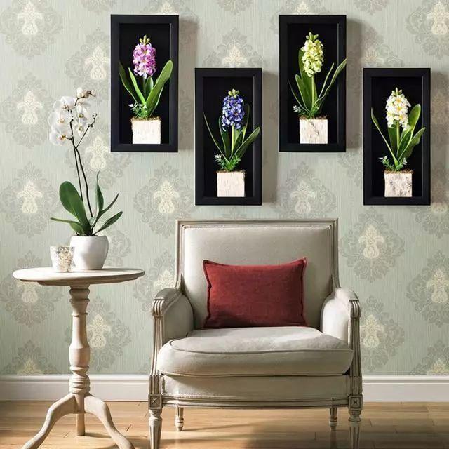 创意植物壁挂,让大自然爬上你家的墙!