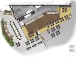 意大利墨尔本餐厅室内装修设计实景图(19张)