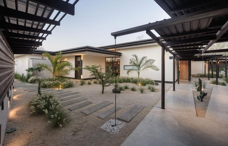 哥斯达黎加MORABEZA别墅