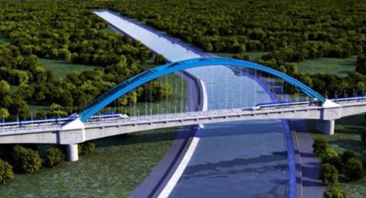 南水北调铁路特大桥BIM应用实范(共31页,图文丰富)