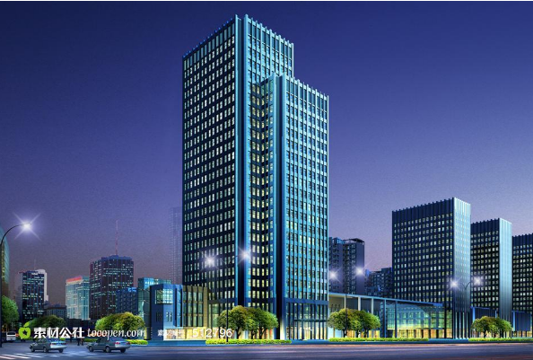 国家开发银行湖南省分行营业用房BIM应用
