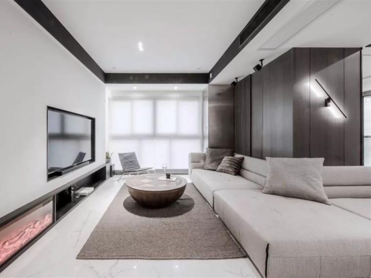 杭州现代简约美感的住宅