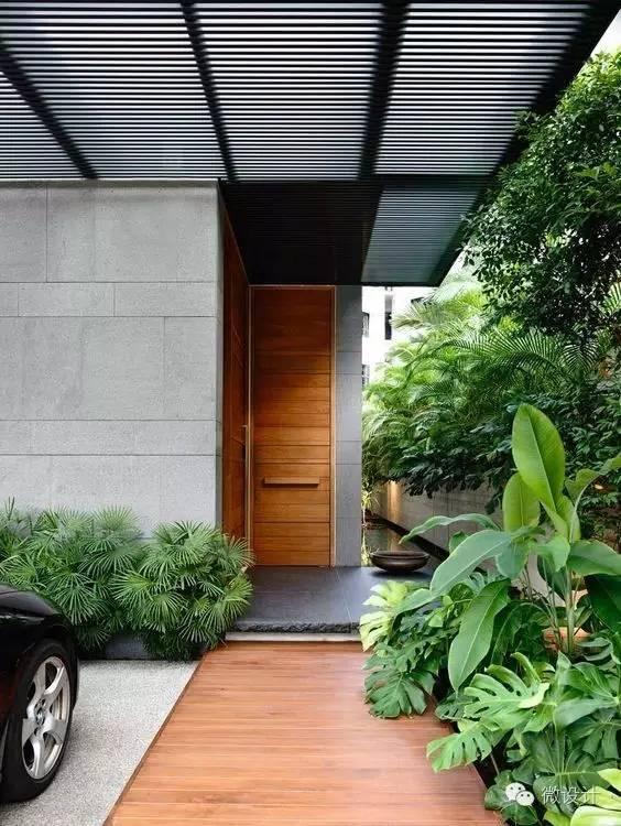 50款·漂亮的庭院入口_11