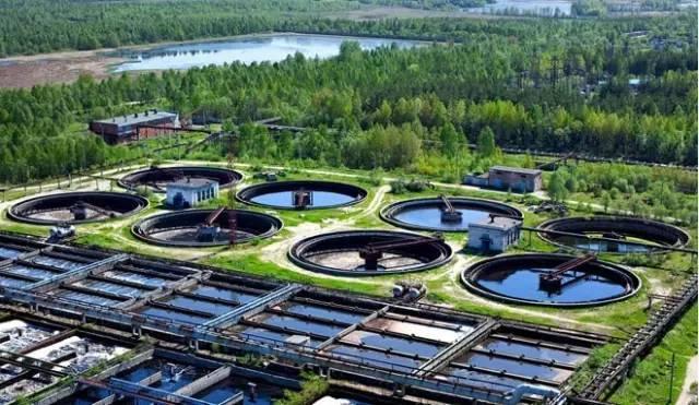 给排水工程资料之四十种污水处理工艺流程图