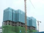 [山东]华润大厦防火型全防护智能爬架平台安全专项施工方案(DM300型)