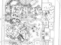 [湖南]长沙香堤雅境一期景观设计施工图
