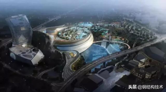 湘江欢乐城冰雪世界效果及建造_1